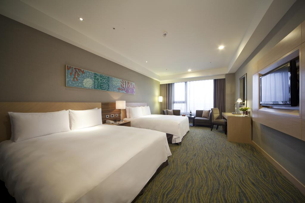 海景豪華家庭房Deluxe Family Room (Sea View)