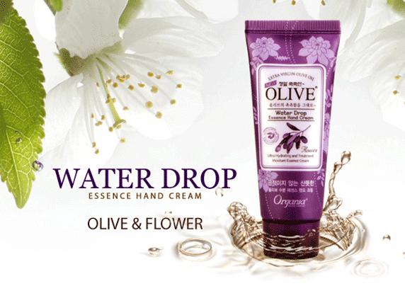Olive 橄欖護手霜