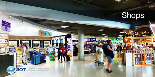曼谷蘇凡納布機場 Suvarnabhumi Airport