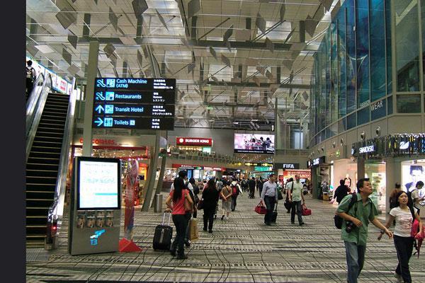 樟宜機場 Changi Airport