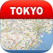 東京離線地圖 APP