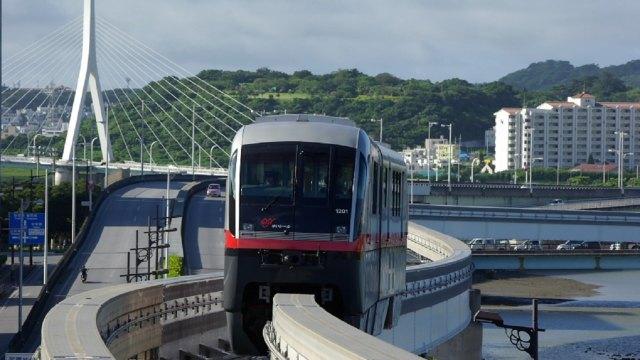 單軌電車Yui-Rail