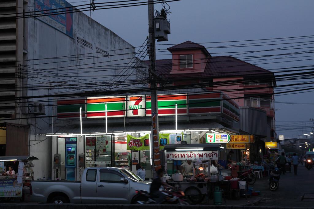 泰國便利超商、超市