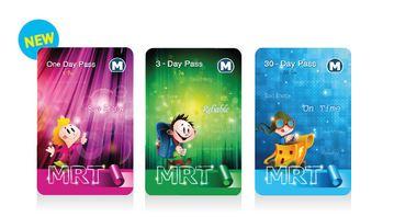 MRT Day Pass卡