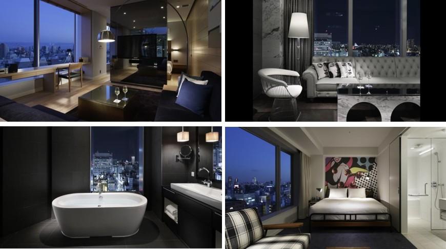 新宿格蘭貝爾飯店Shinjuku Granbell Hotel