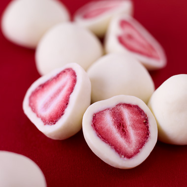 Frantz 草莓松露巧克力