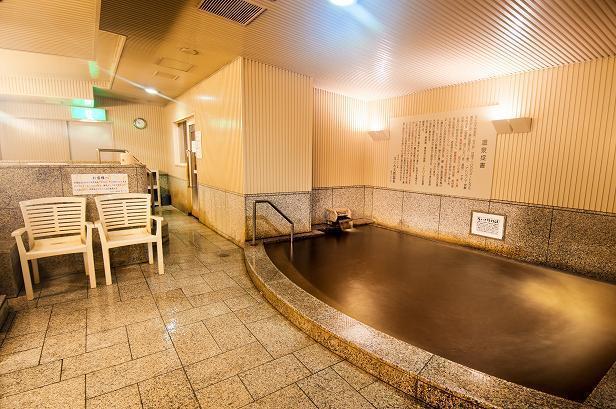 大阪天然超級溫泉酒店