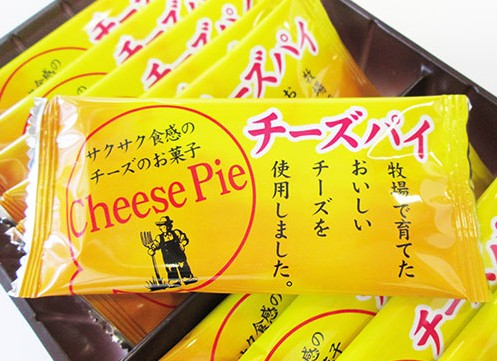 Cheese Pie和哈密瓜派