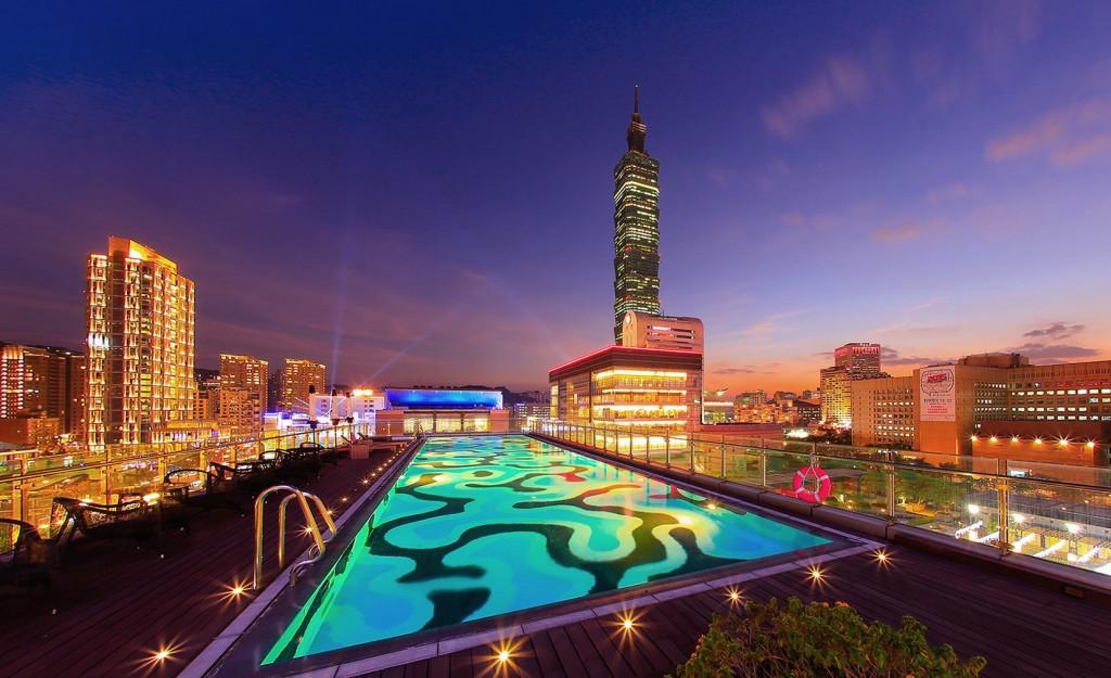 台北寒舍艾麗酒店