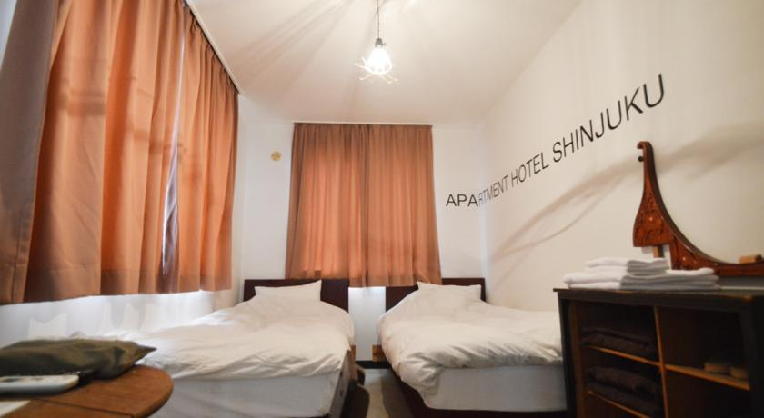 新宿公寓酒店Apartment Hotel Shinjuku