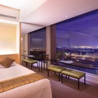 【台中五星飯店】住在星空裡!7間超浪漫夜景台中飯店