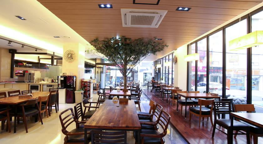 釜山Tower Hill Hotel