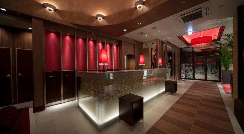 上野不忍可可大酒店Hotel Coco Grand Ueno Shinobazu