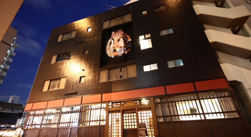 福岡考山國際青年旅舍 Fukuoka Backpackers Hostel