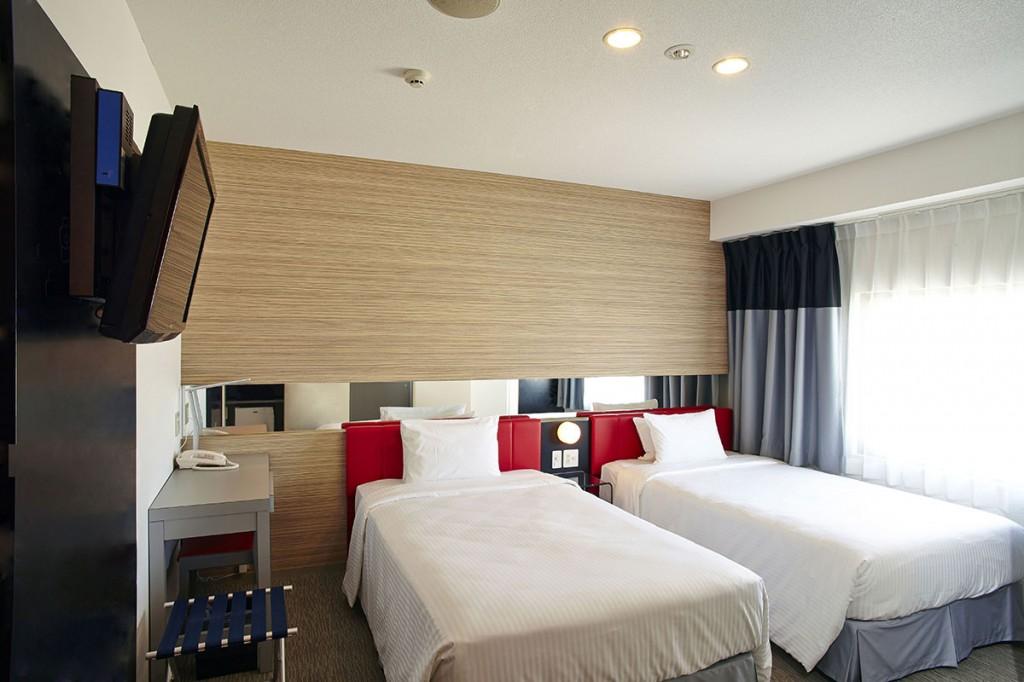 沖繩市區飯店、民宿推薦-沖繩Red Planet Naha