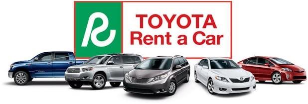 Toyota Rent a Car (豐田租車)