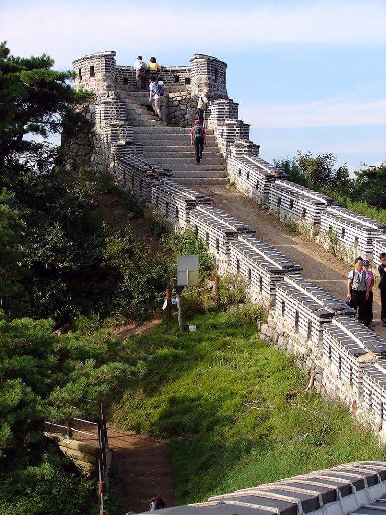 世界文化遺產-南漢山城