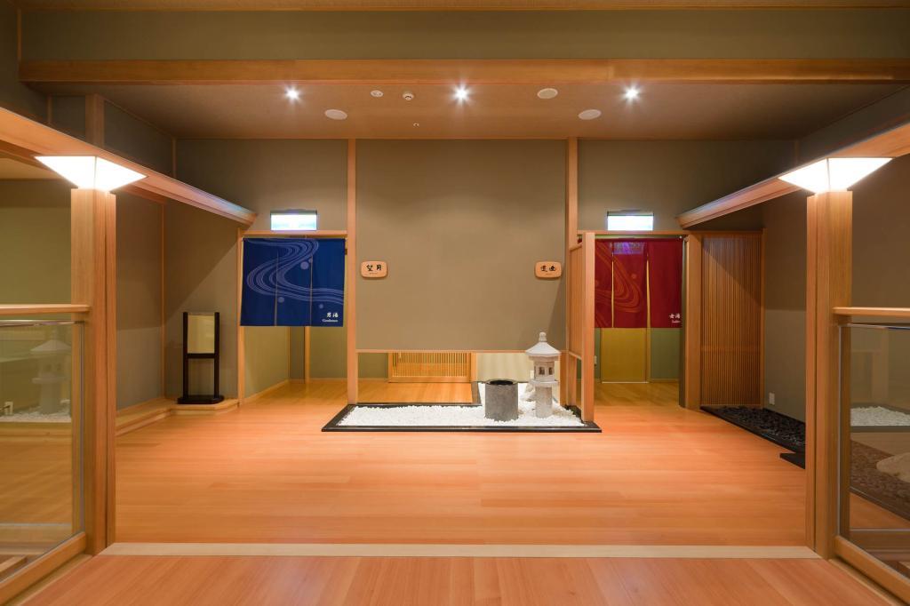 北投日勝生加賀屋溫泉飯店2