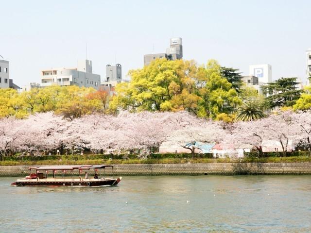 大阪|櫻之宮公園