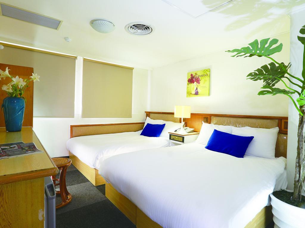 宜蘭羅東幼獅大飯店1