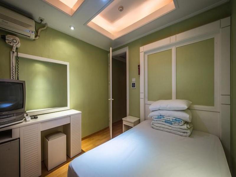 韓國6青年旅館 hostel korea 6