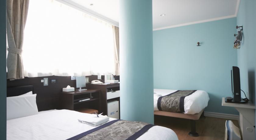 難波道頓堀酒店 Dotonbori Hotel