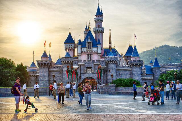香港迪士尼樂園度假區