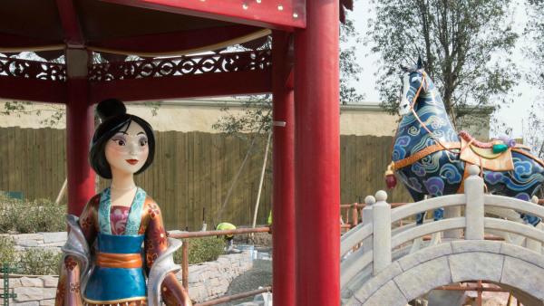 上海迪士尼度假區