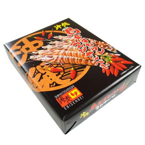 沖繩紅辣椒蝦餅