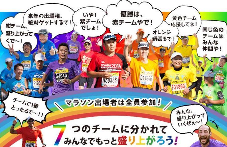 【公益專區】大阪馬拉松