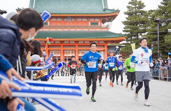 【你善待環境嗎?】京都馬拉松