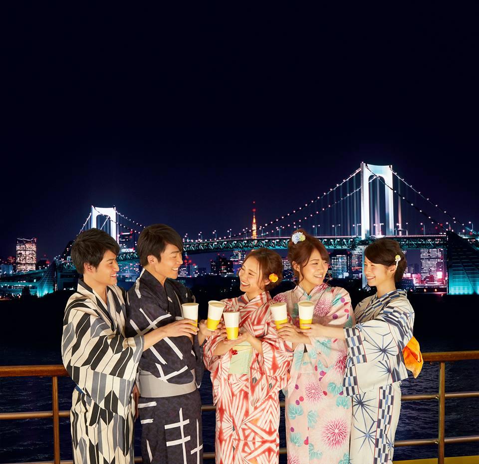 東京灣納涼船