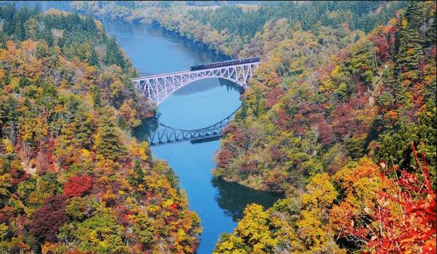 会津浪漫號展望景觀列車