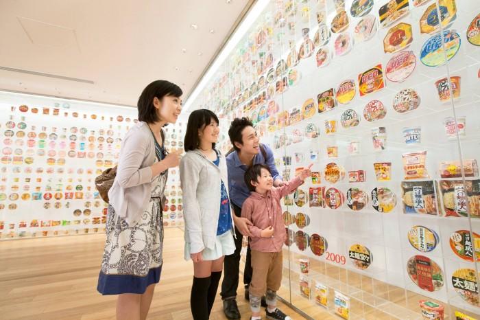 日清杯麵博物館