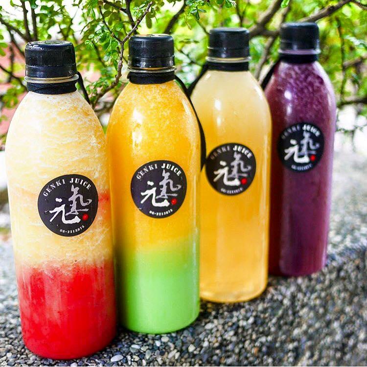 Genki Juice 元氣果汁