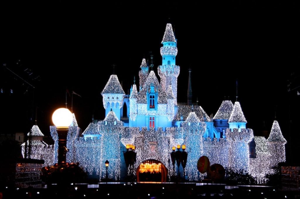 美國華特迪士尼樂園