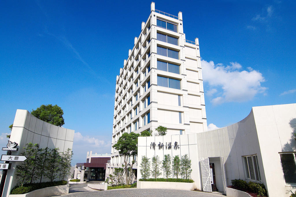 台中清新溫泉度假飯店