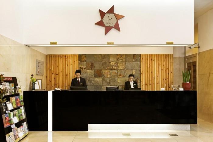 首爾住宿 Provista 公寓式酒店