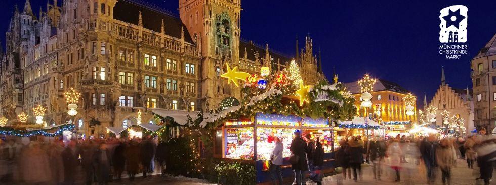 慕尼瑪麗亞廣場聖誕市集