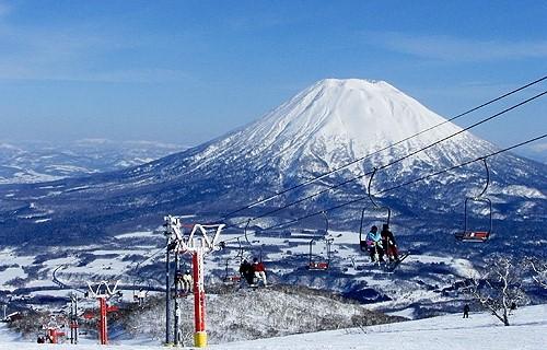 新雪谷Grand Hirafu度假村滑雪場