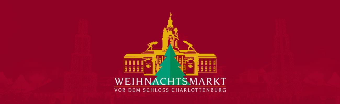 柏林夏洛登堡宮聖誕市集