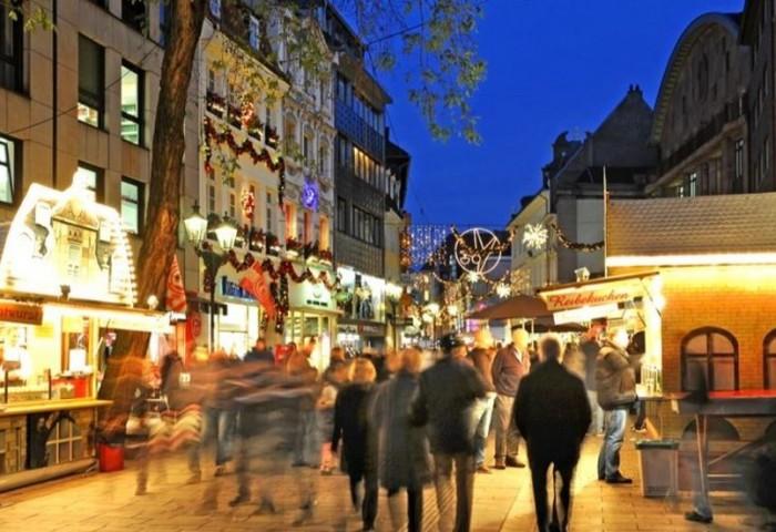 杜塞朵夫國王大道聖誕市集