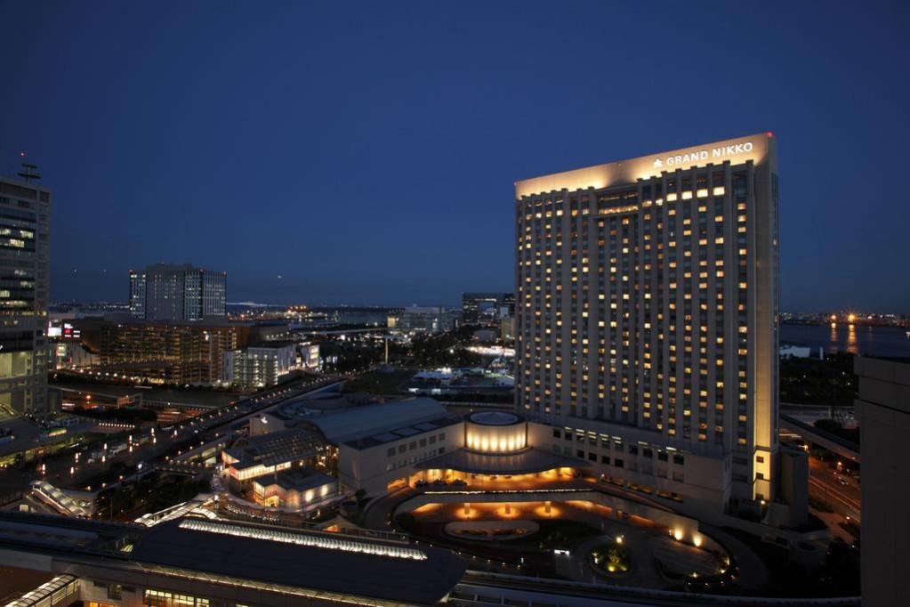 台場格蘭太平洋大酒店