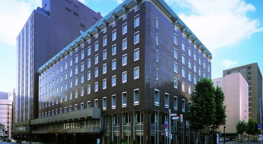 札幌Tmark City飯店