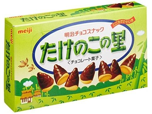 竹子巧克力餅乾