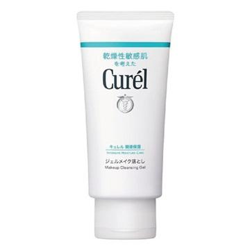 Curel 乾燥性敏感肌卸妝蜜