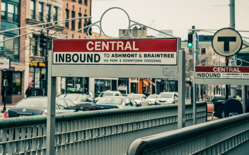 紅線的Central Station