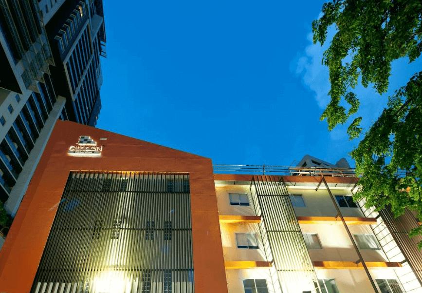 鵬蓬飯店 (Check Inn Phromphong)