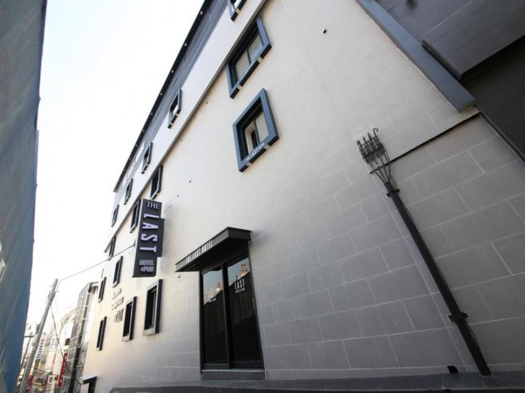 最後飯店 (The Last Hotel)