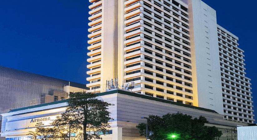 阿諾瑪大飯店 (Arnoma Grand)